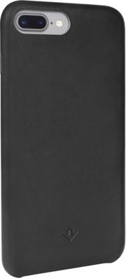 Twelve South Relaxed Leather Case for iPhone 7 Plus Black - Twelve South Electronic Cases