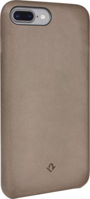 Twelve South Relaxed Leather Case for iPhone 7 Plus Warm Taupe - Twelve South Electronic Cases