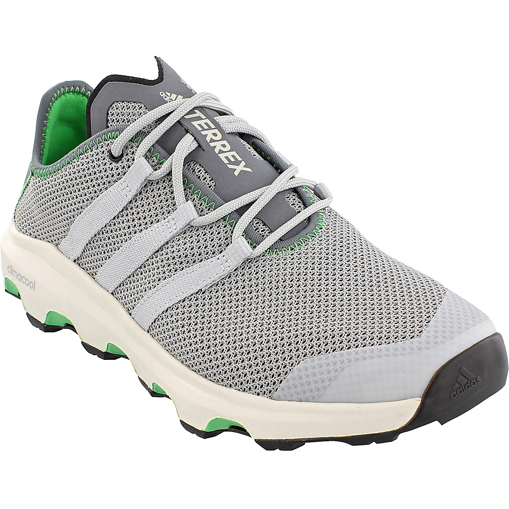 adidas outdoor Mens Terrex Climacool Voyager Shoe 10 - Clear Onix/Clear Grey/Energy Green - adidas outdoor Mens Footwear - Apparel & Footwear, Men's Footwear