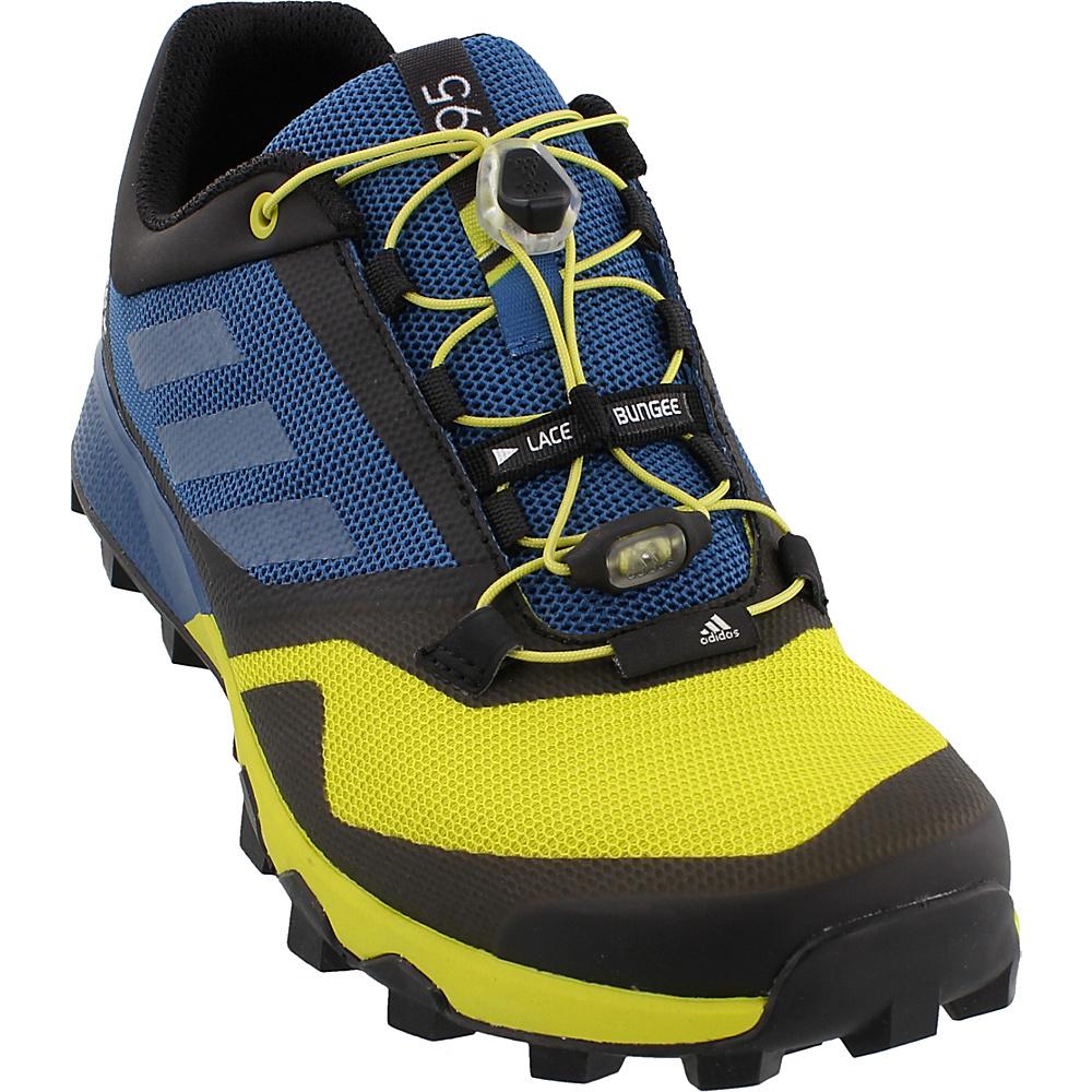 adidas outdoor Mens Terrex Trailmaker Shoe 6 - Core Blue/Black/Unity Lime - adidas outdoor Mens Footwear - Apparel & Footwear, Men's Footwear