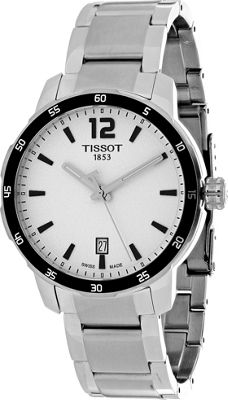 Tissot Watches Men's T-Classic Tradition Watch Silver - Tissot Watches Watches