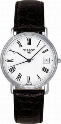 Tissot Watches Men's Dream Watch White - Tissot Watches Watches