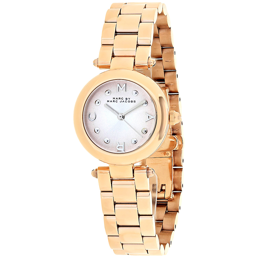 Marc Jacobs Watches Women's Dotty Watch Pink - Marc Jacobs Watches Watches