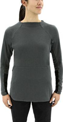 adidas outdoor Womens Climb The City Wool Crew XL - Grey Five - adidas outdoor Women's Apparel