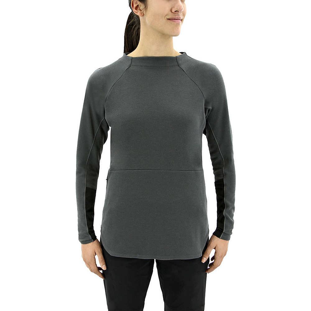 adidas outdoor Womens Climb The City Wool Crew XS - Grey Five - adidas outdoor Womens Apparel - Apparel & Footwear, Women's Apparel
