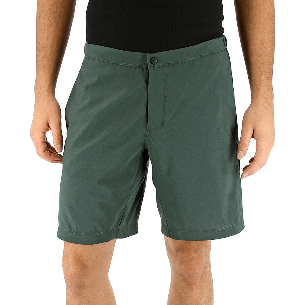 adidas outdoor Mens Mountain Fly Short 34 - Utility Ivy - adidas outdoor Mens Apparel - Apparel & Footwear, Men's Apparel
