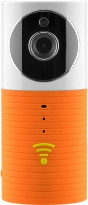 XIT Digital Still Camera White/Orange - XIT Smart Home Automation