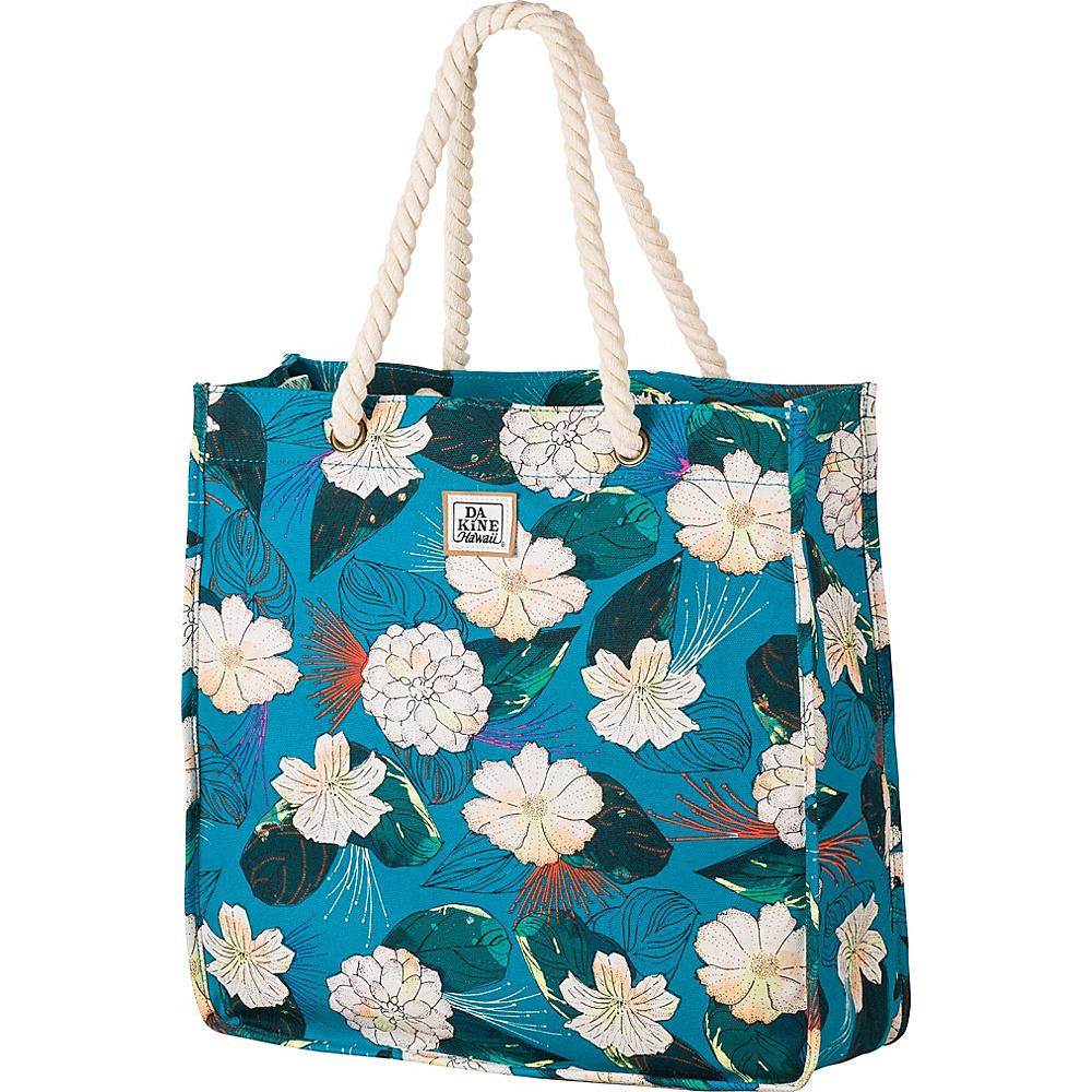 DAKINE Surfside 28L Tote Pualani Blue Canvas - DAKINE Fabric Handbags - Handbags, Fabric Handbags