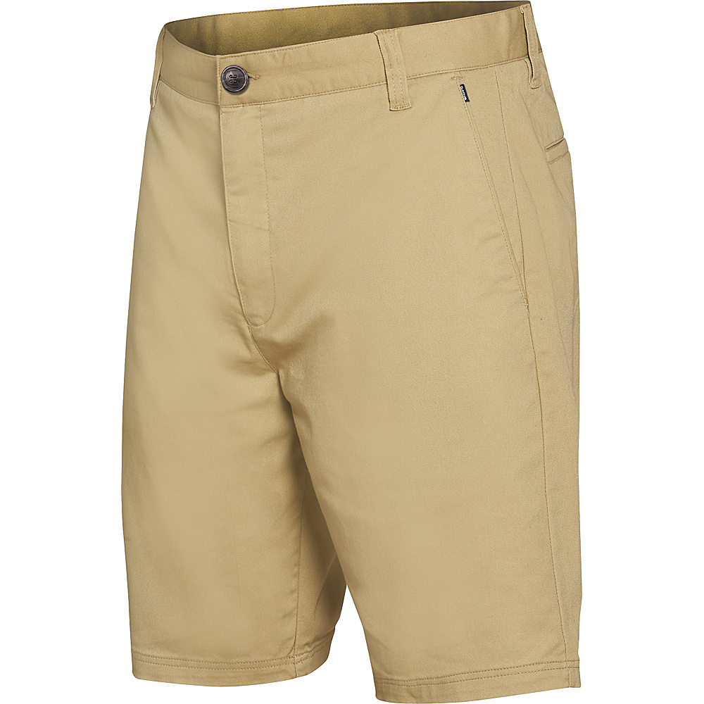 DAKINE Mens Downtown Short 36 - Khaki - DAKINE Mens Apparel - Apparel & Footwear, Men's Apparel