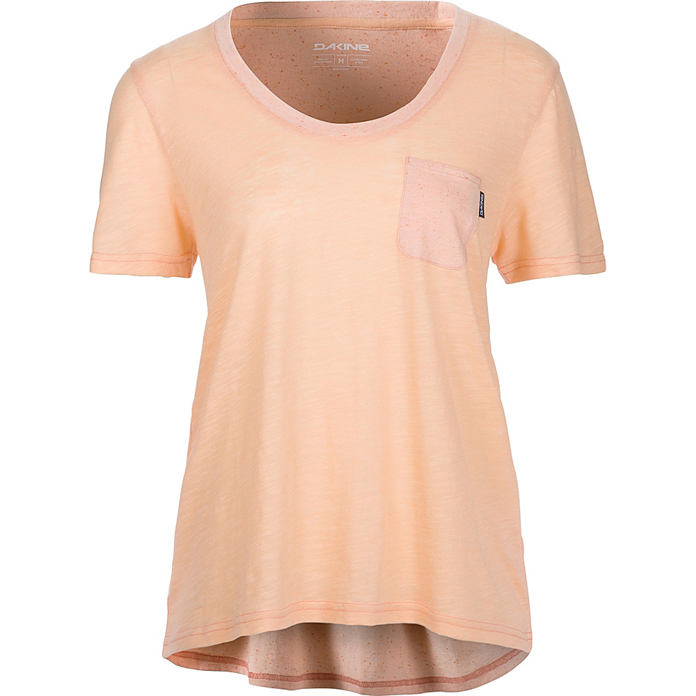 DAKINE Womens Makena Short Sleeve XL - Prairie Sunset - DAKINE Womens Apparel - Apparel & Footwear, Women's Apparel