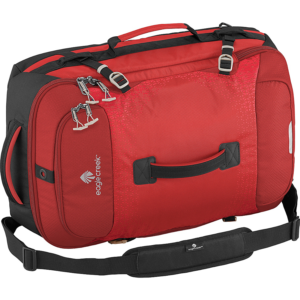 Eagle Creek Expanse Hauler Duffel Volcano Red - Eagle Creek Travel Duffels - Duffels, Travel Duffels