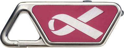 ASP Sapphire Aluminum Rechargeable Light Pink Ribbon - ASP Travel Electronics
