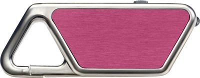 ASP Sapphire Aluminum Rechargeable Light Pink - ASP Travel Electronics