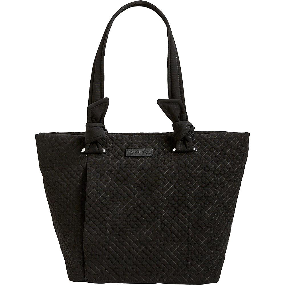 Vera Bradley Hadley East West Tote - Solids Classic Black - Vera Bradley Fabric Handbags - Handbags, Fabric Handbags