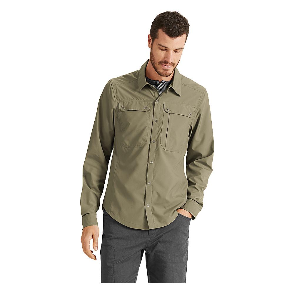 NAU Clothing Mens Slight Shirt XS - Veviter - NAU Clothing Mens Apparel - Apparel & Footwear, Men's Apparel