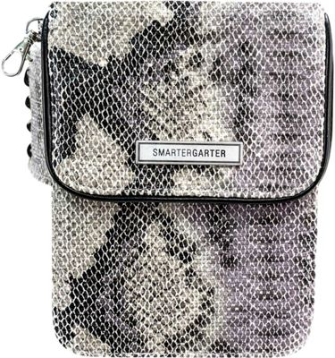 SmarterGarter Sydney 4.0 Hands-Free Purse Snake Skin - One Size Fits All - SmarterGarter Manmade Handbags