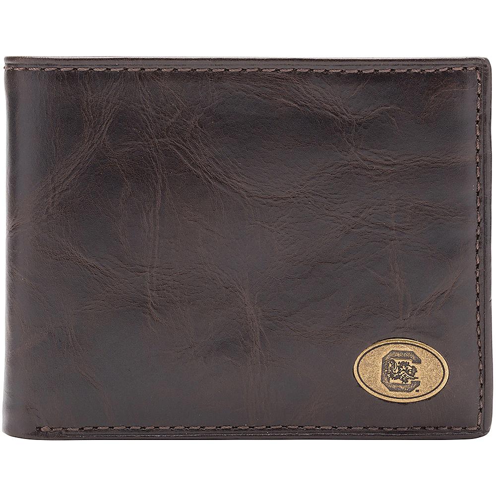 Jack Mason League NCAA Legacy Traveler Bifold Wallet South Carolina Gamecocks - Jack Mason League Mens Wallets - Work Bags & Briefcases, Men's Wallets