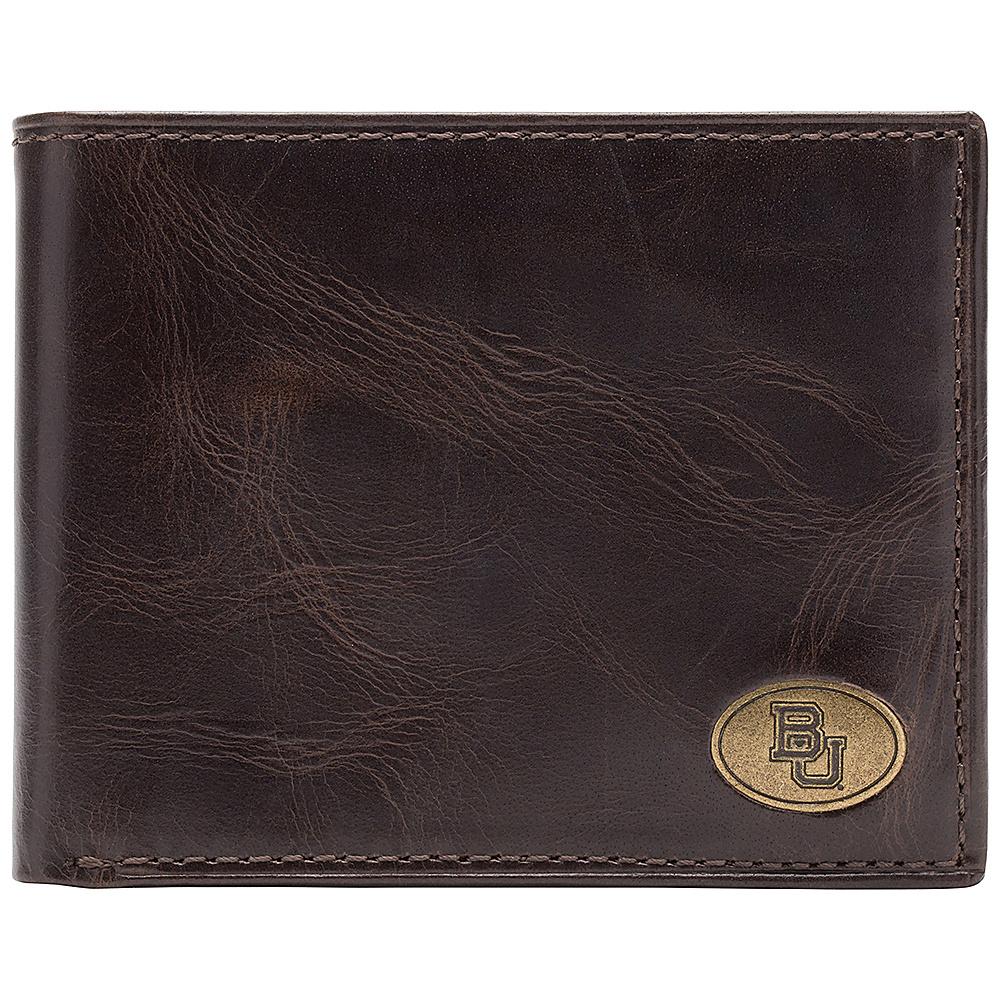 Jack Mason League NCAA Legacy Traveler Bifold Wallet Baylor Bears - Jack Mason League Mens Wallets - Work Bags & Briefcases, Men's Wallets