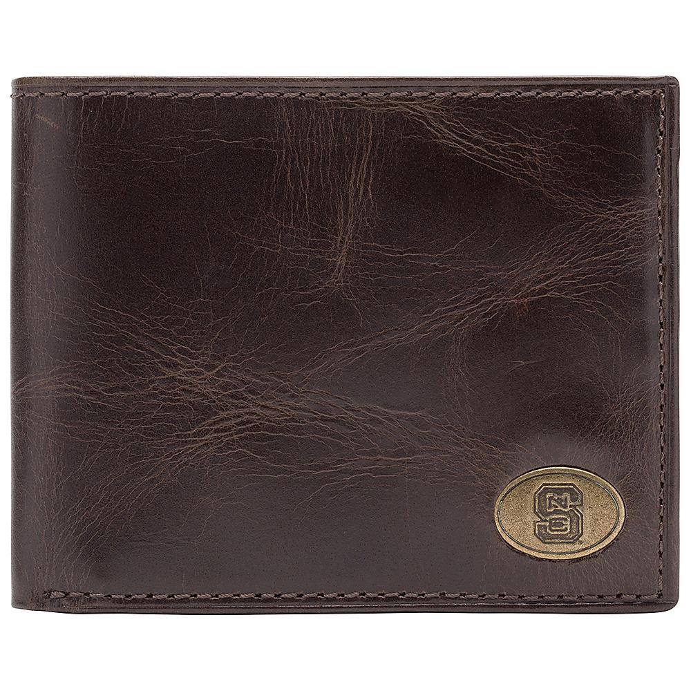 Jack Mason League NCAA Legacy Traveler Bifold Wallet NC State Wolfpack - Jack Mason League Mens Wallets - Work Bags & Briefcases, Men's Wallets