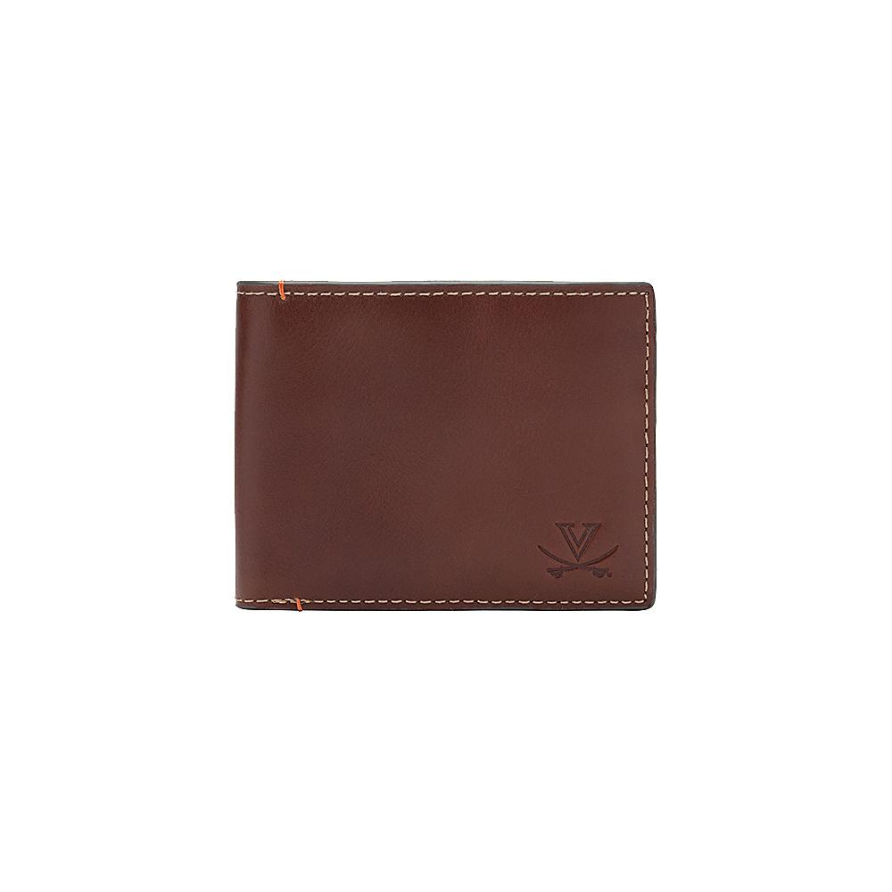 Jack Mason League NCAA Hangtime Slim Bifold Virginia Cavaliers - Jack Mason League Mens Wallets - Work Bags & Briefcases, Men's Wallets