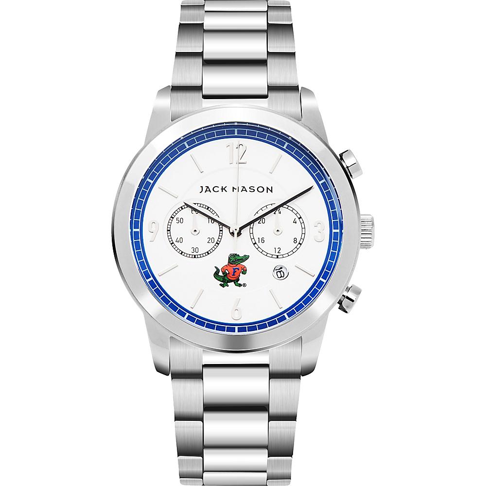 Jack Mason League NCAA Chronograph Bracelet Watch Florida Gators - Jack Mason League Watches - Fashion Accessories, Watches