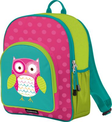 Crocodile Creek Inc Owl Backpack Owl - Crocodile Creek Inc Kids' Backpacks