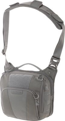 Maxpedition Lochspyr Shoulder Bag Gray - Maxpedition Tactical