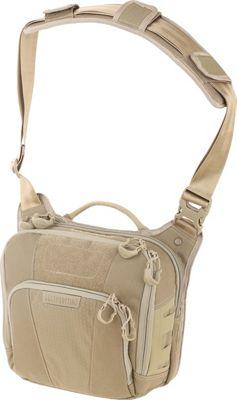 Maxpedition Lochspyr Shoulder Bag Tan - Maxpedition Tactical