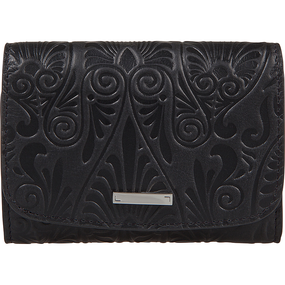 Lodis Denia Mallory French Purse Black - Lodis Womens Wallets - Women's SLG, Women's Wallets