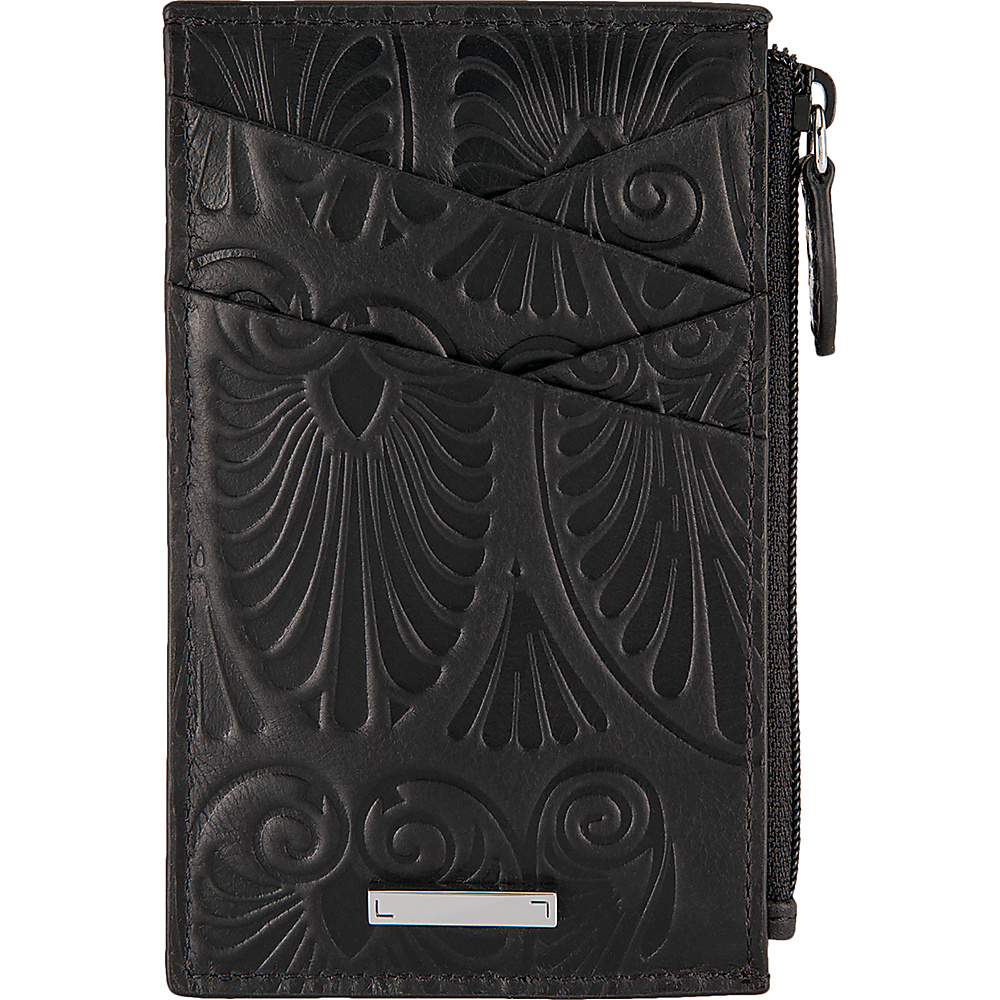 Lodis Denia Ina Card Case Black - Lodis Womens Wallets - Women's SLG, Women's Wallets