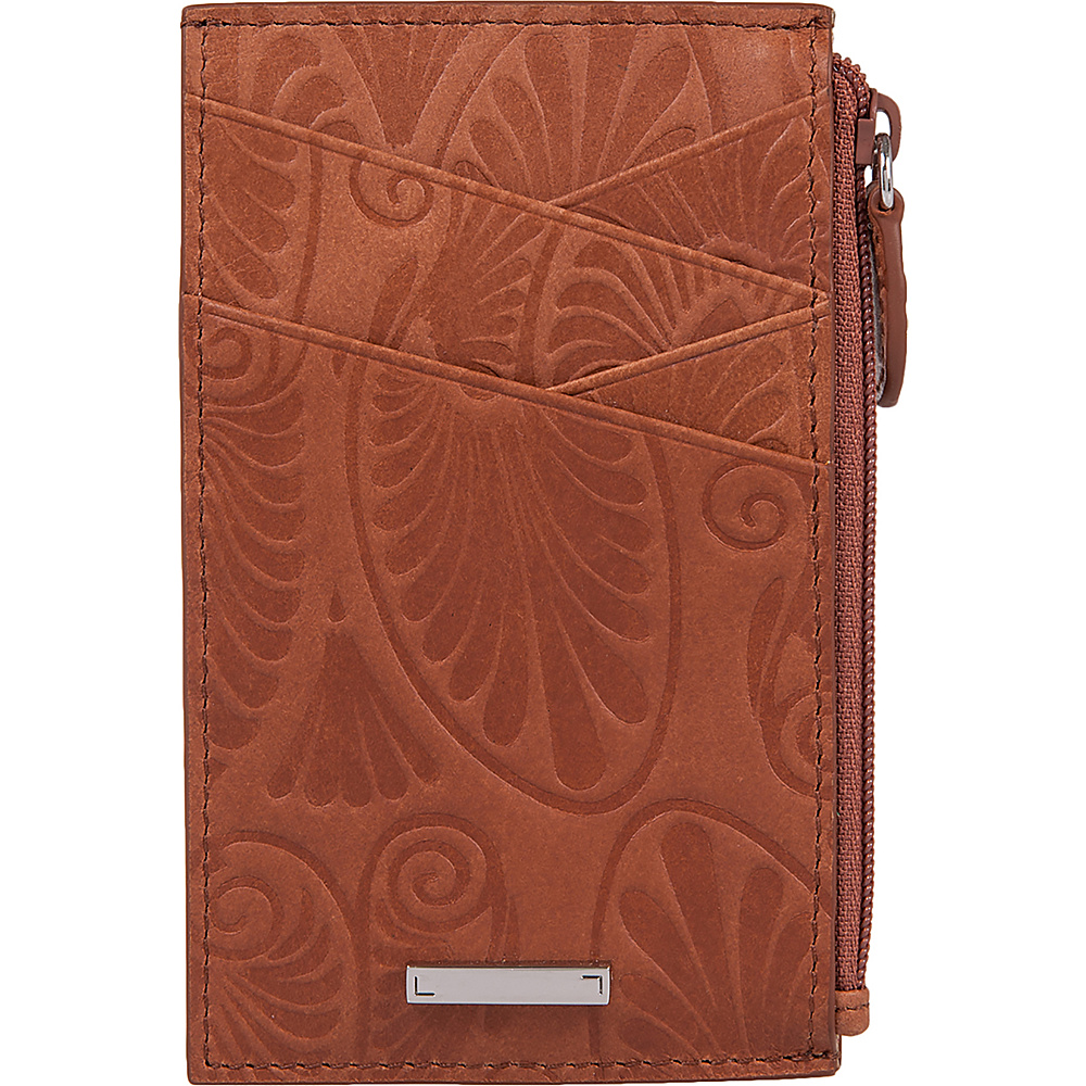 Lodis Denia Ina Card Case Toffee - Lodis Womens Wallets - Women's SLG, Women's Wallets