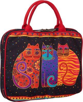 Laurel Burch Feline Friends Cosmetic Travel Tote Feline Friends - Laurel Burch Women's SLG Other