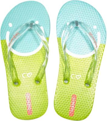 Biglove Kids Flip Flops 6 - Happiness - Biglove Women's Footwear