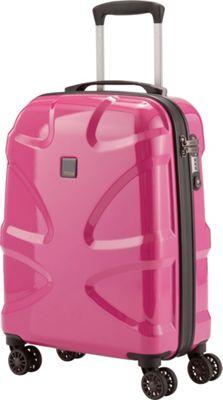 Titan Bags X2 Hardside 21 inch Spinner CarryOn Hot Pink - Titan Bags Kids' Luggage