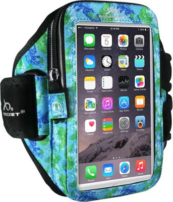 Armpocket ULTRA i-35 Adjustable Armband for Devices up to 6 inch - Medium Strap Length Planet - Armpocket Electronic Cases