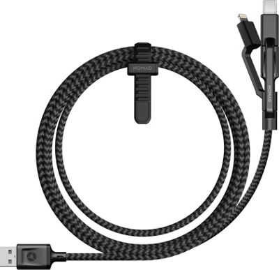 Nomad Universal Cable Black - Nomad Electronic Accessories