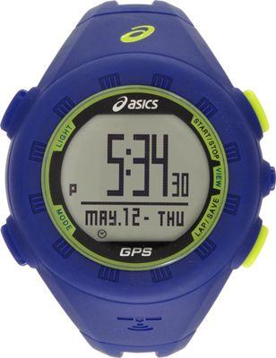 Asics GPS Watch Blue - Asics Wearable Technology