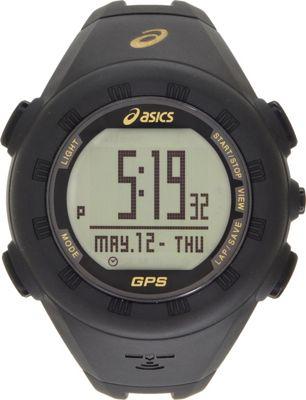 Asics GPS Watch Black - Asics Wearable Technology