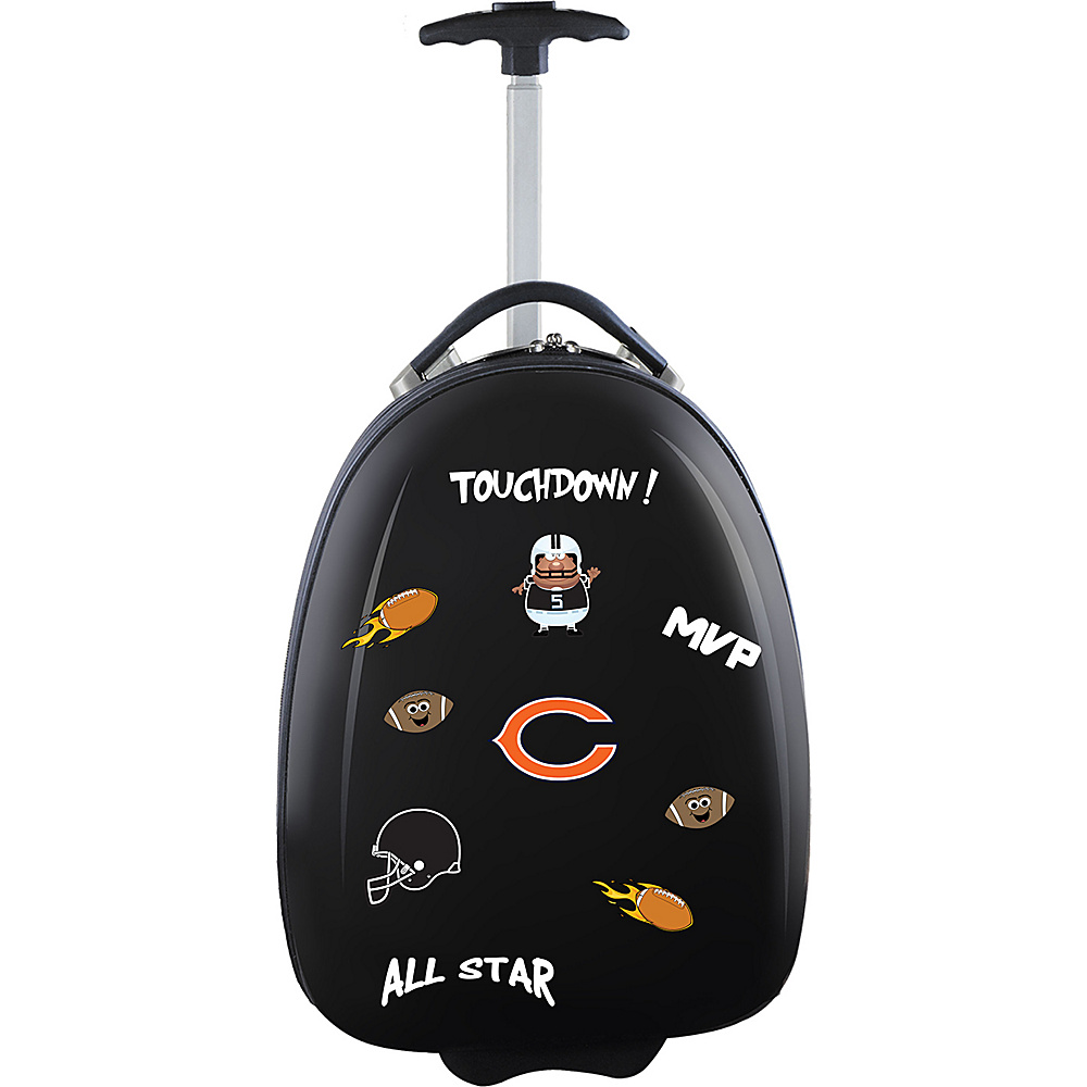 MOJO Denco Kids Luggage Pod Chicago Bears - MOJO Denco Hardside Carry-On - Luggage, Hardside Carry-On