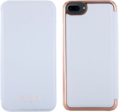 Ted Baker iPhone 6 & 7 Plus Kadia Folio Case Dove - Ted Baker Electronic Cases