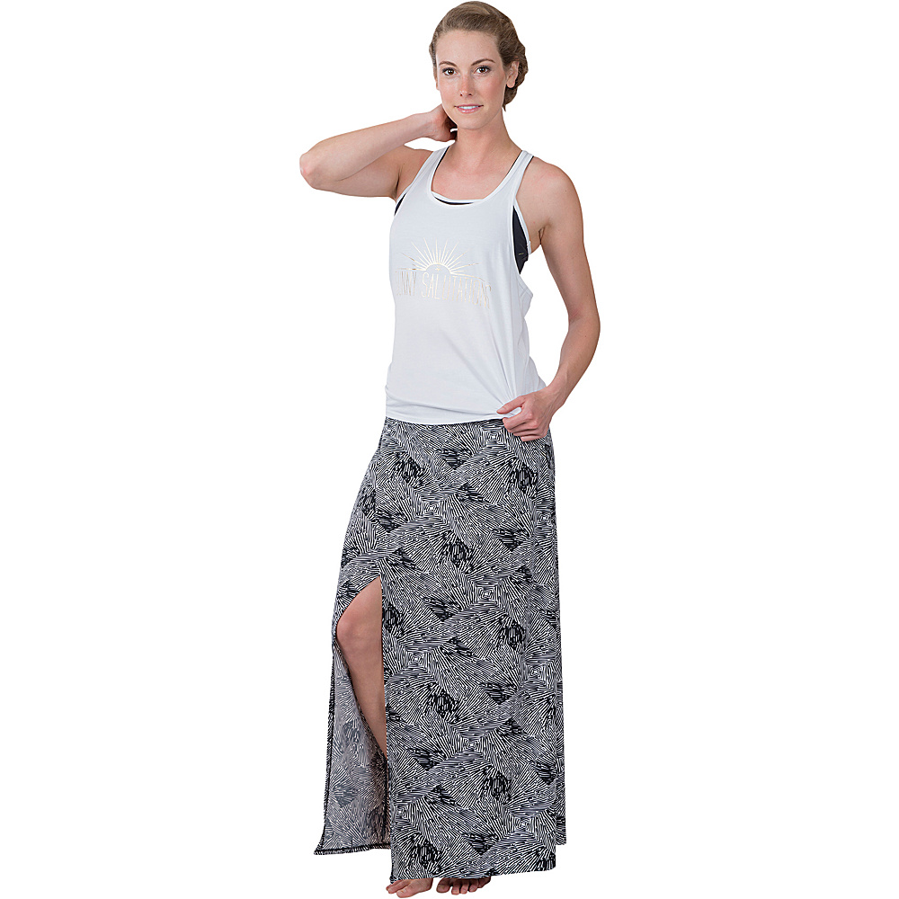 Soybu Resort Maxi Skirt M - Reef - Soybu Womens Apparel - Apparel & Footwear, Women's Apparel