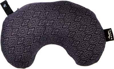 Bucky Minnie Compact Neck Pillow with Snap & Go Nouveau - Bucky Travel Comfort and Health