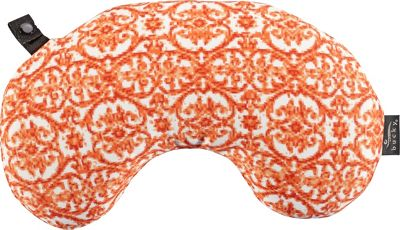 Bucky Minnie Compact Neck Pillow with Snap & Go Damask - Bucky Travel Comfort and Health