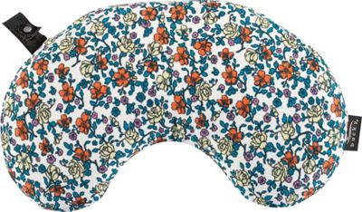 Bucky Minnie Compact Neck Pillow with Snap & Go Ditsy Floral - Bucky Travel Comfort and Health