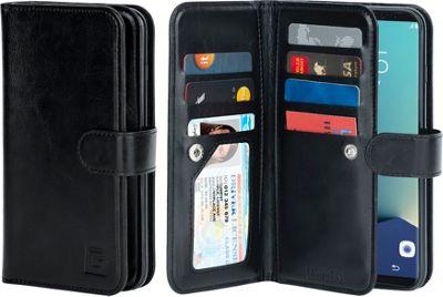Gear Beast Galaxy S8 Plus Dual Folio Case Black - Galaxy S8 Plus - Gear Beast Electronic Cases