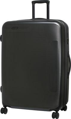 it luggage Autograph Hardside 8 Wheel 29.8 inch Spinner Luggage Dark Grey - it luggage Hardside Checked