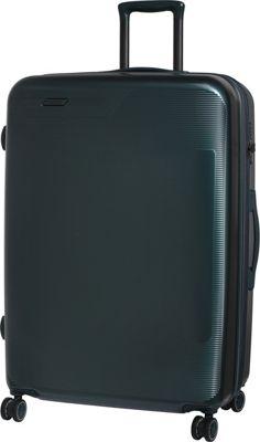 it luggage Autograph Hardside 8 Wheel 29.8 inch Spinner Luggage Teal - it luggage Hardside Checked