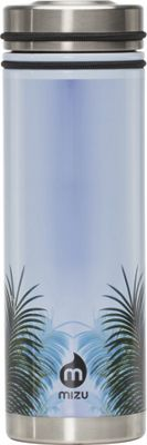 Mizu Inc V7 Water Bottle with V Lid Rainforest - Mizu Inc Hydration Packs and Bottles