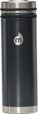 Mizu V7 Water Bottle with V Lid Gray Hammer Paint - Mizu Hydration Packs and Bottles 10581319