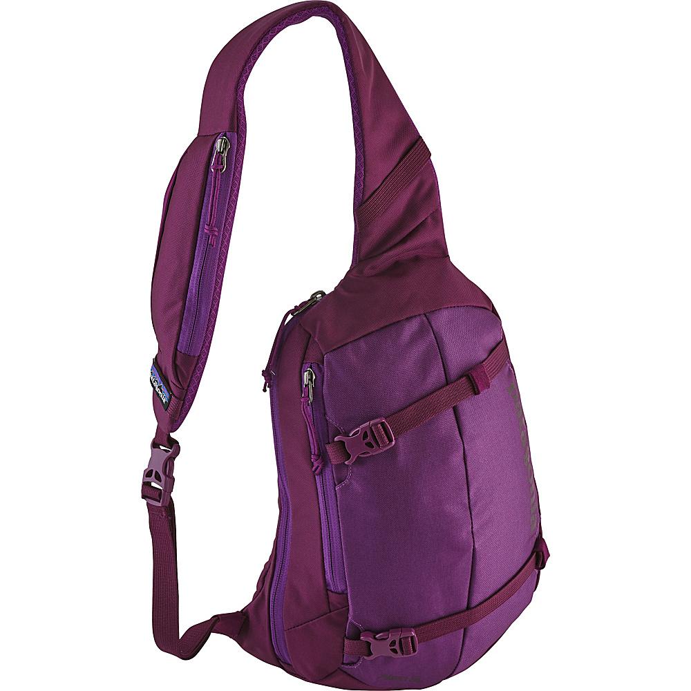 Patagonia Atom Sling 8L Ikat Purple - Patagonia Slings - Backpacks, Slings